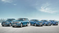 Ford SUV Line-up