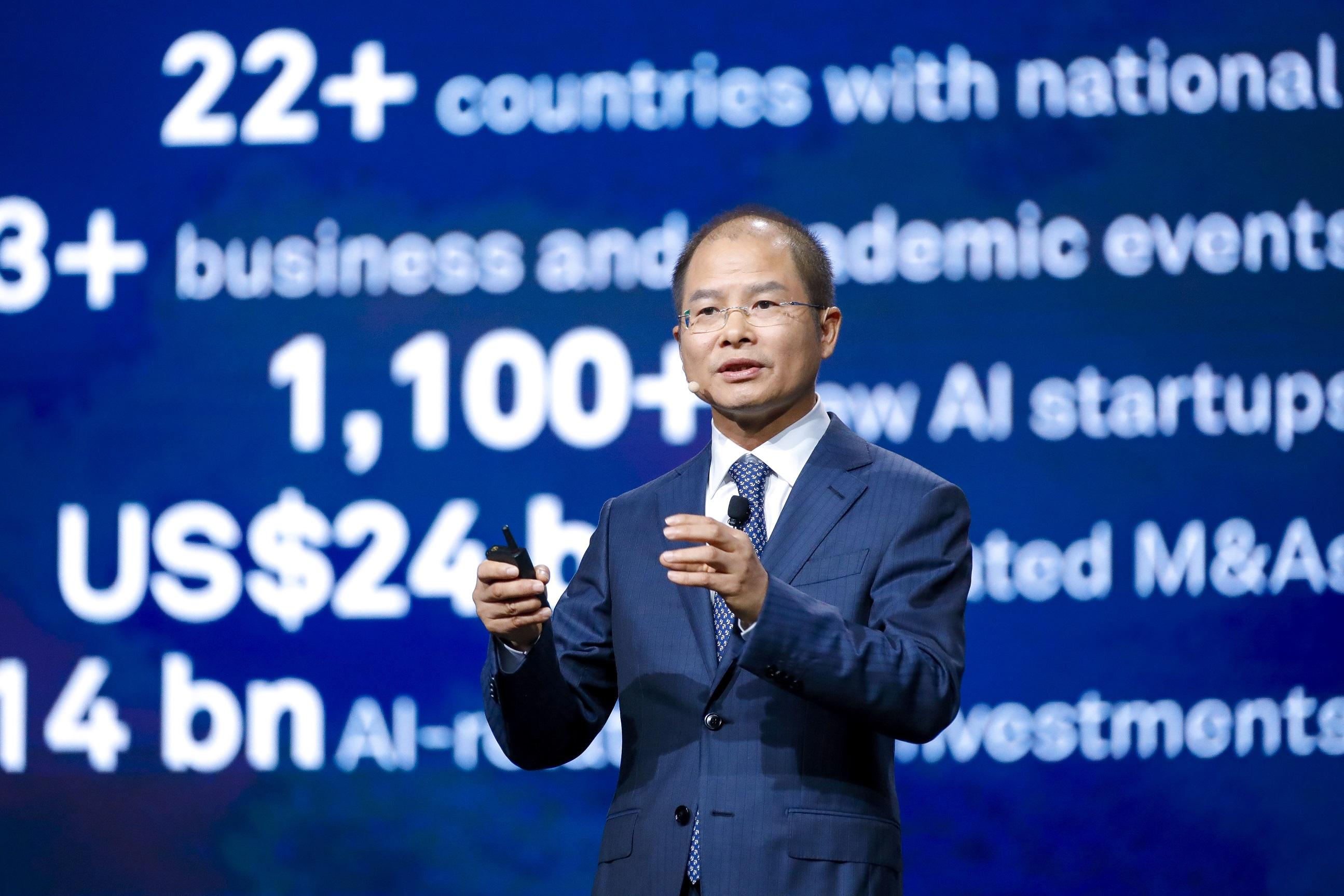 Huawei HC 2018 Eric Xu