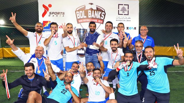 BBAC BDL Banks Mini Football championship 2018