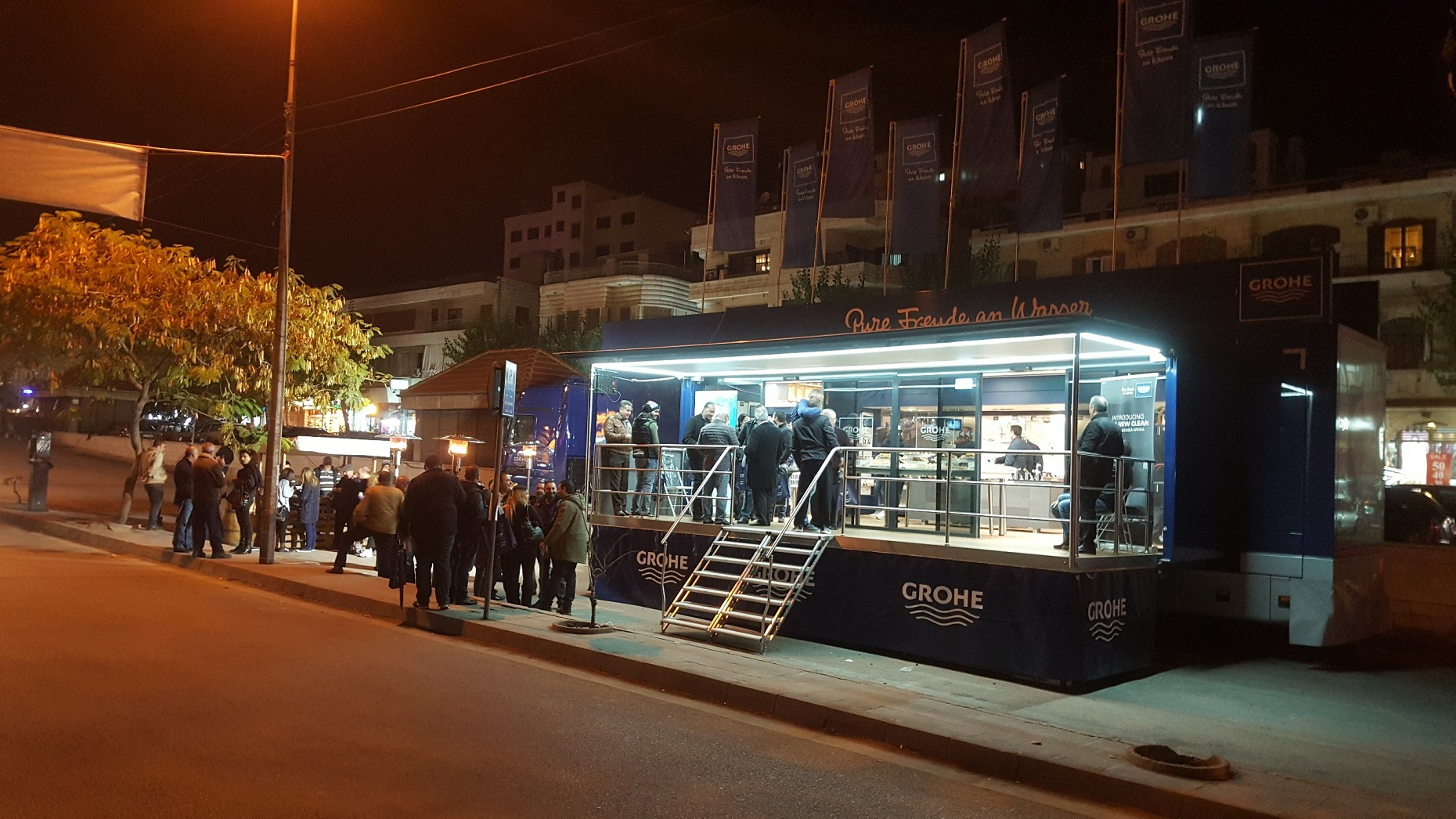 GROHE Truck Tour Lebanon (2)