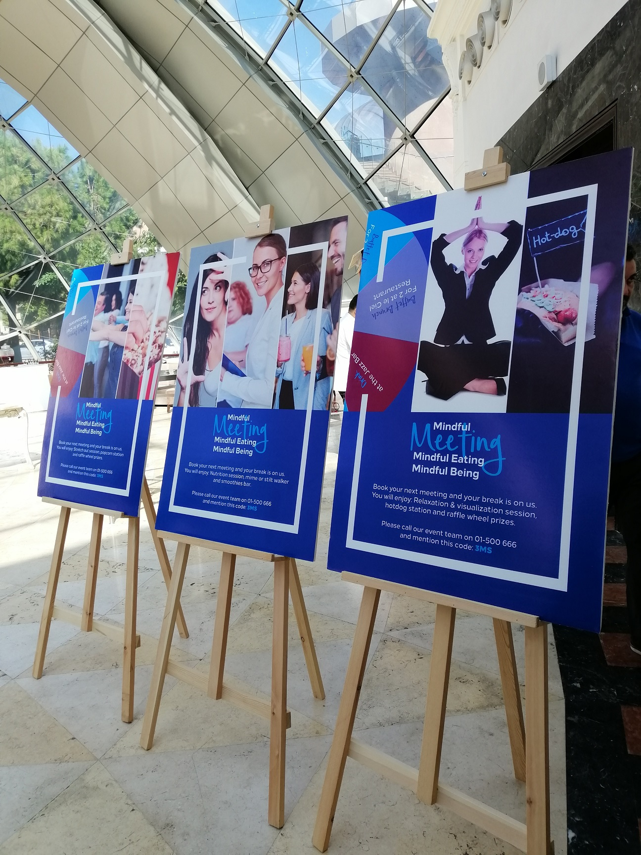 Hilton Hotels' 'Meet with Purpose' (3)