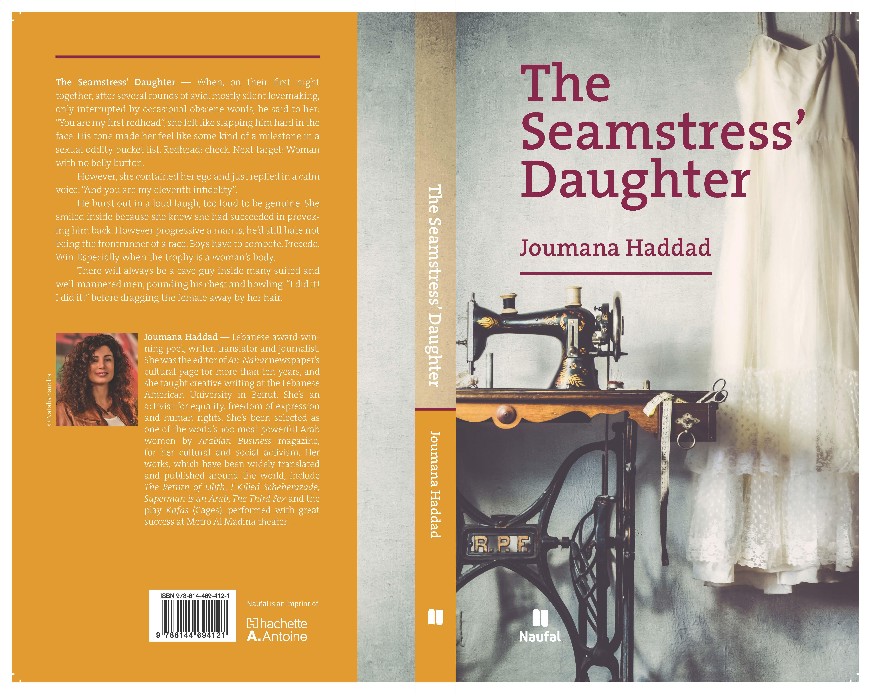 Joumana Haddad - The Seamstress' Daughter TO PRINT
