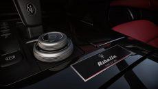 New Ghibli Ribelle interior badge