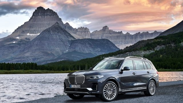 The First Ever BMW X7 (1)