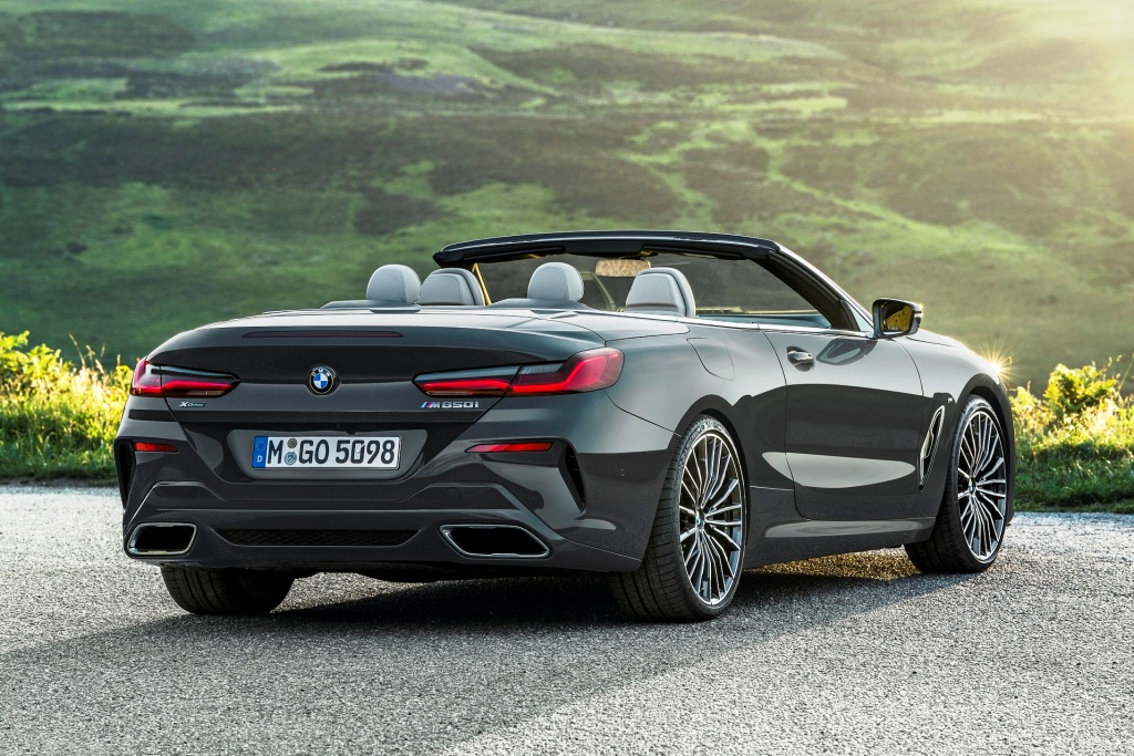 3cefa27289bd The new BMW 8 Series Convertible