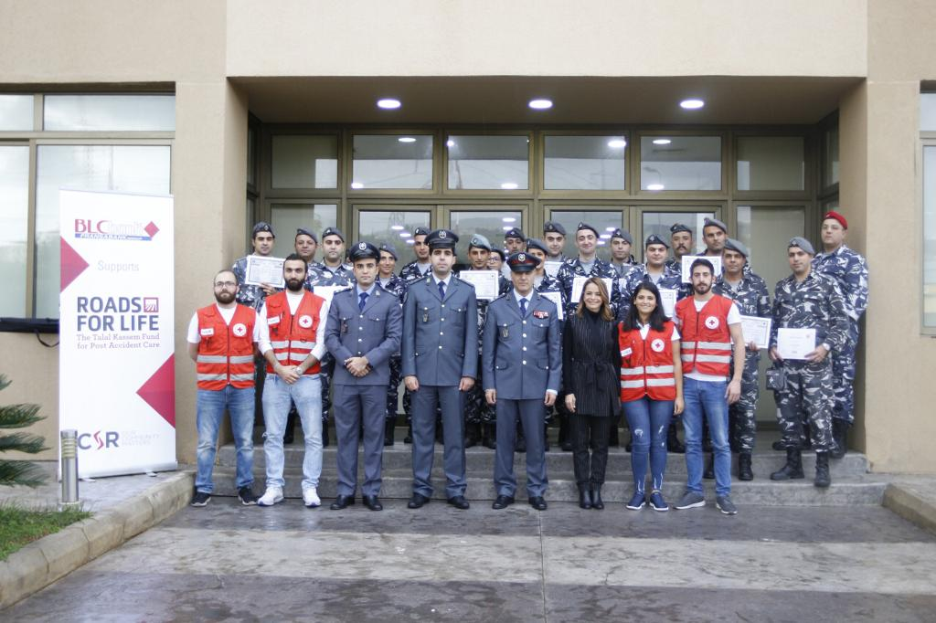 Roads for Life: 100 ISF Troops Have Followed our Rescue Sessions to