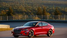2019 Genesis G70; Cape Neddick, Maine and Club Motorsports in Tamworth, New Hampshire; July 7-14, 2019 (Richard Prince/Genesis)