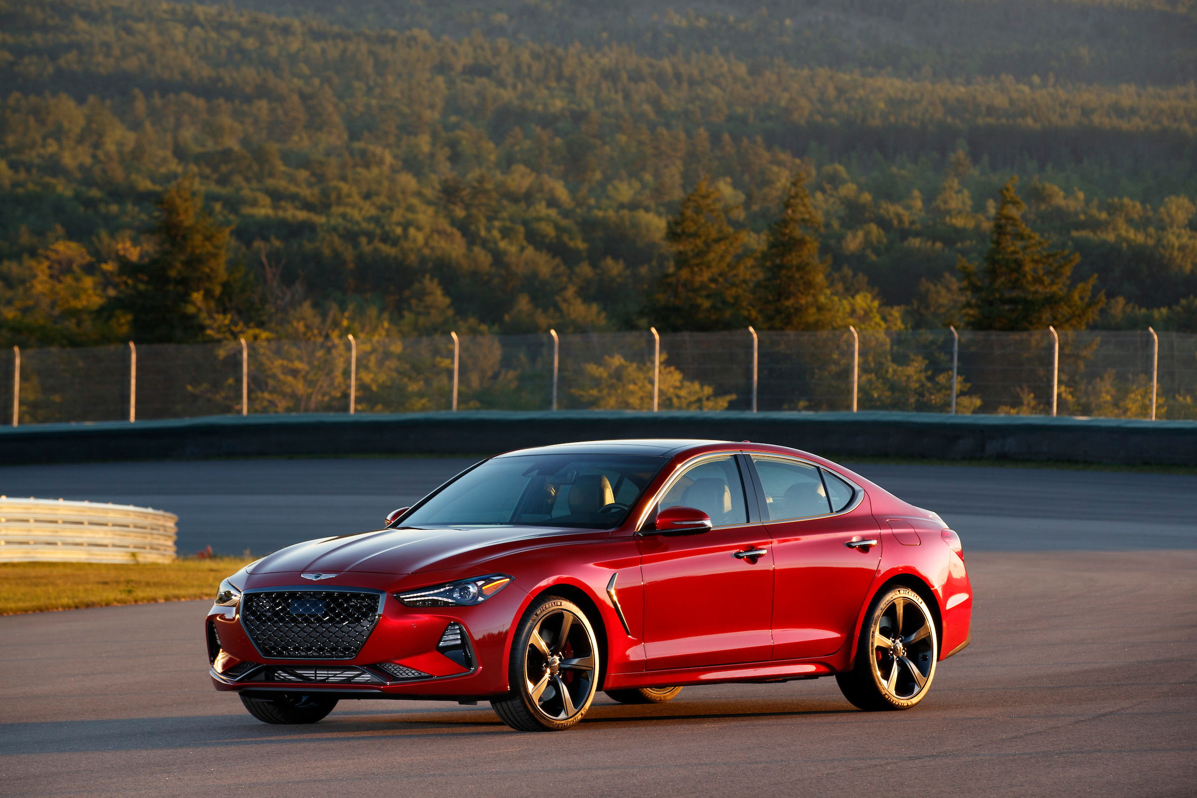 Car And Driver 10 Best >> Genesis G70 Named 2019 Car And Driver 10best Award Winner