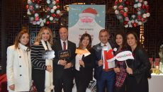 Gefinor Rotana Lights Up the Christmas Tree - r