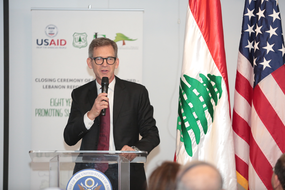 USAID and the US Forest Service Conclude their Eight-Year