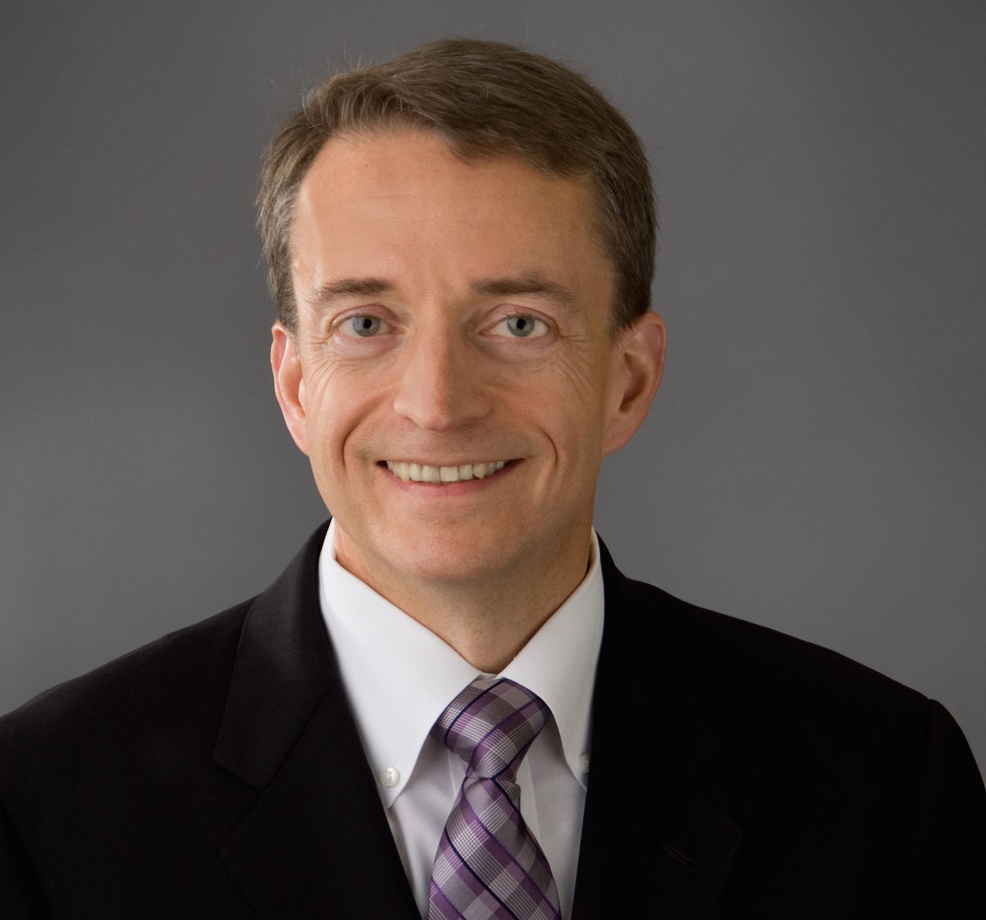 Pat Gelsinger, CEO, VMware - HR-2