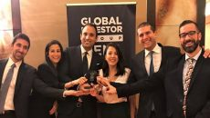 SFO RECOGNIZED AS LEVANT REAL ESTATE INVESTMENT FIRM OF THE YEAR