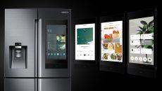 Family Hub Refrigerator at CES 2019 (2)