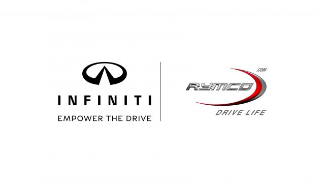 Infiniti & Rymco Logo
