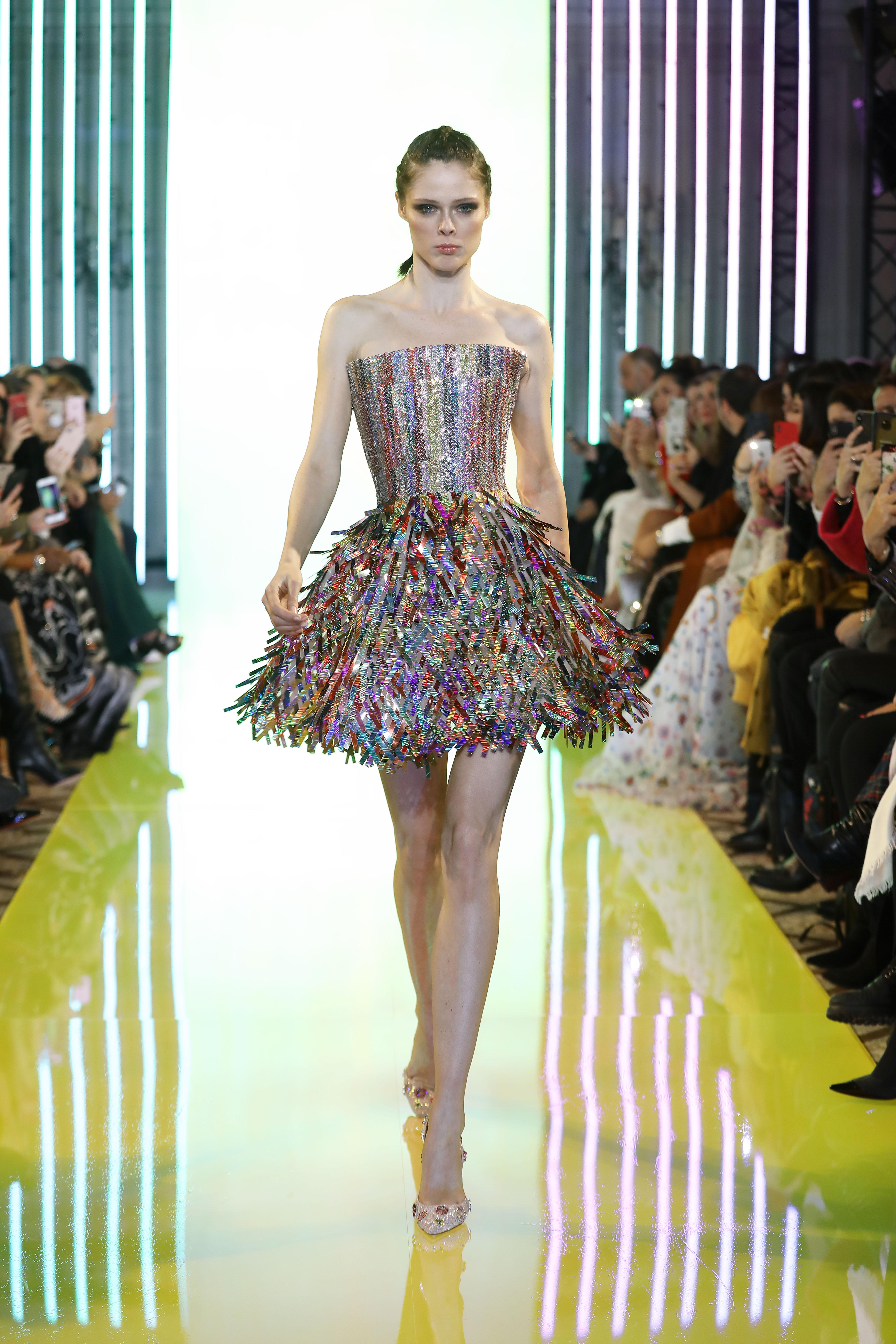 Rami Kadi Paris Fashion Week 2019 Executive Bulletin