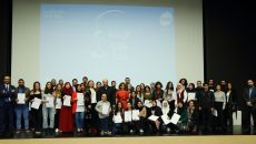 touch Pierre Sadek Foundation in La Plume de Pierre Award ceremony 1