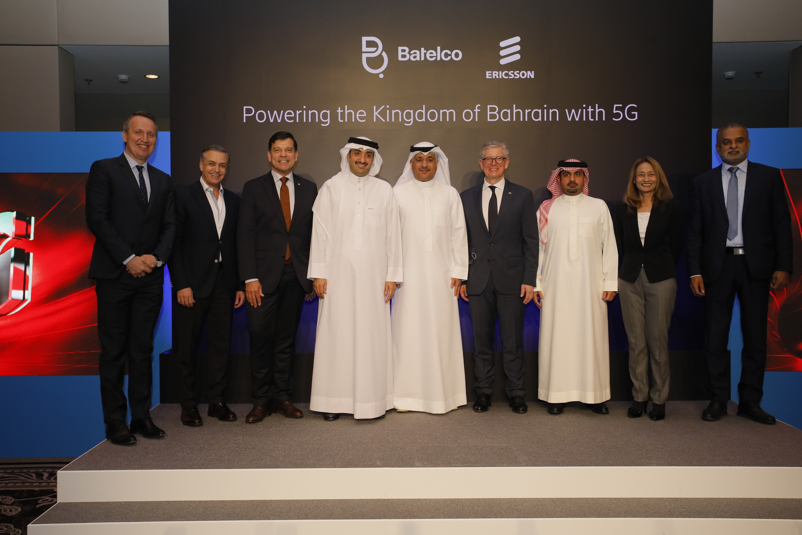 Batelco and Ericsson to launch 5G in Bahrain | Executive Bulletin