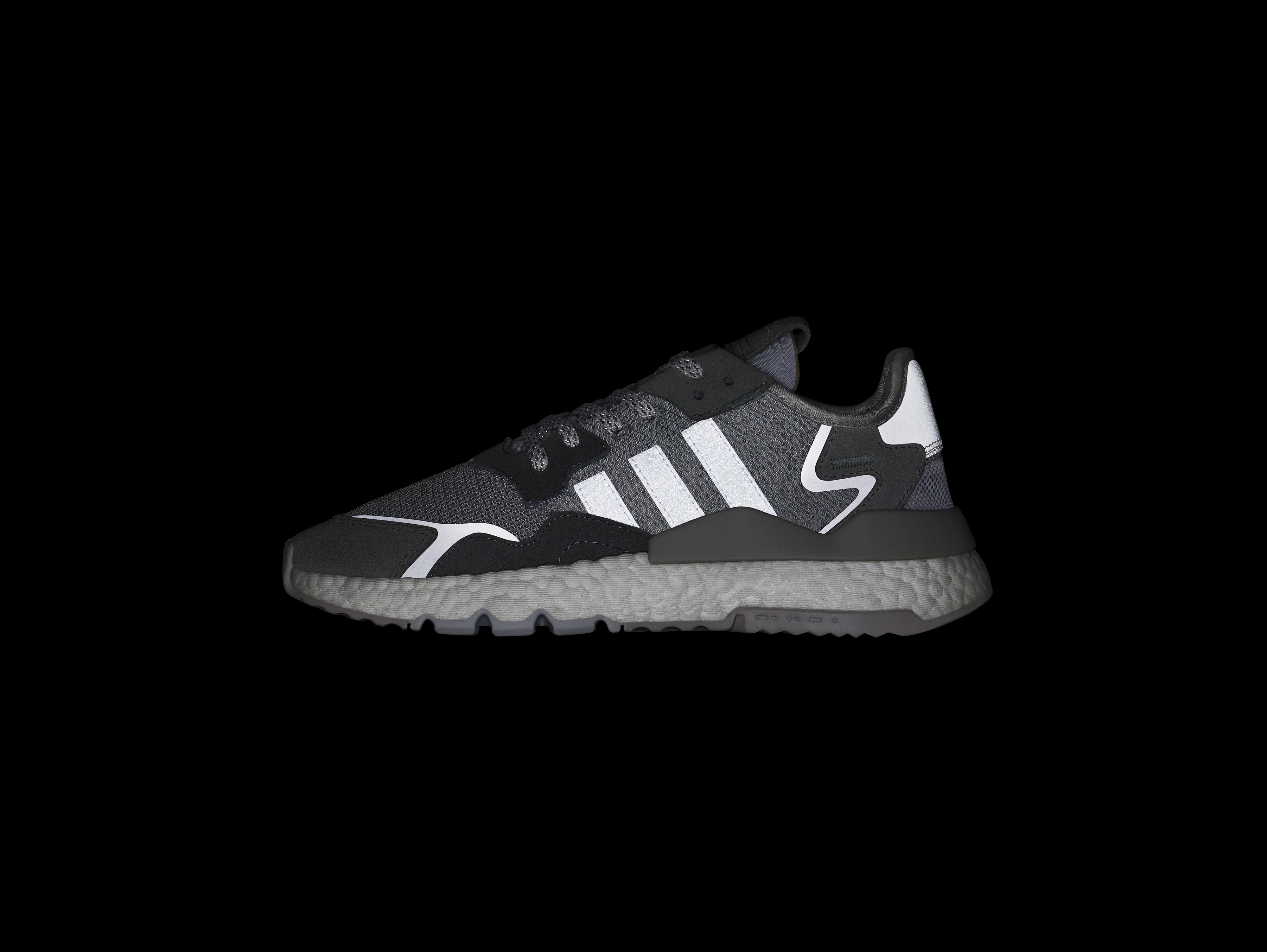 the latest 108d8 2dc4e April 10, 2019. Beirut, Lebanon- April 9, 2019. adidas Originals offers up  new iterations of the Nite Jogger ...