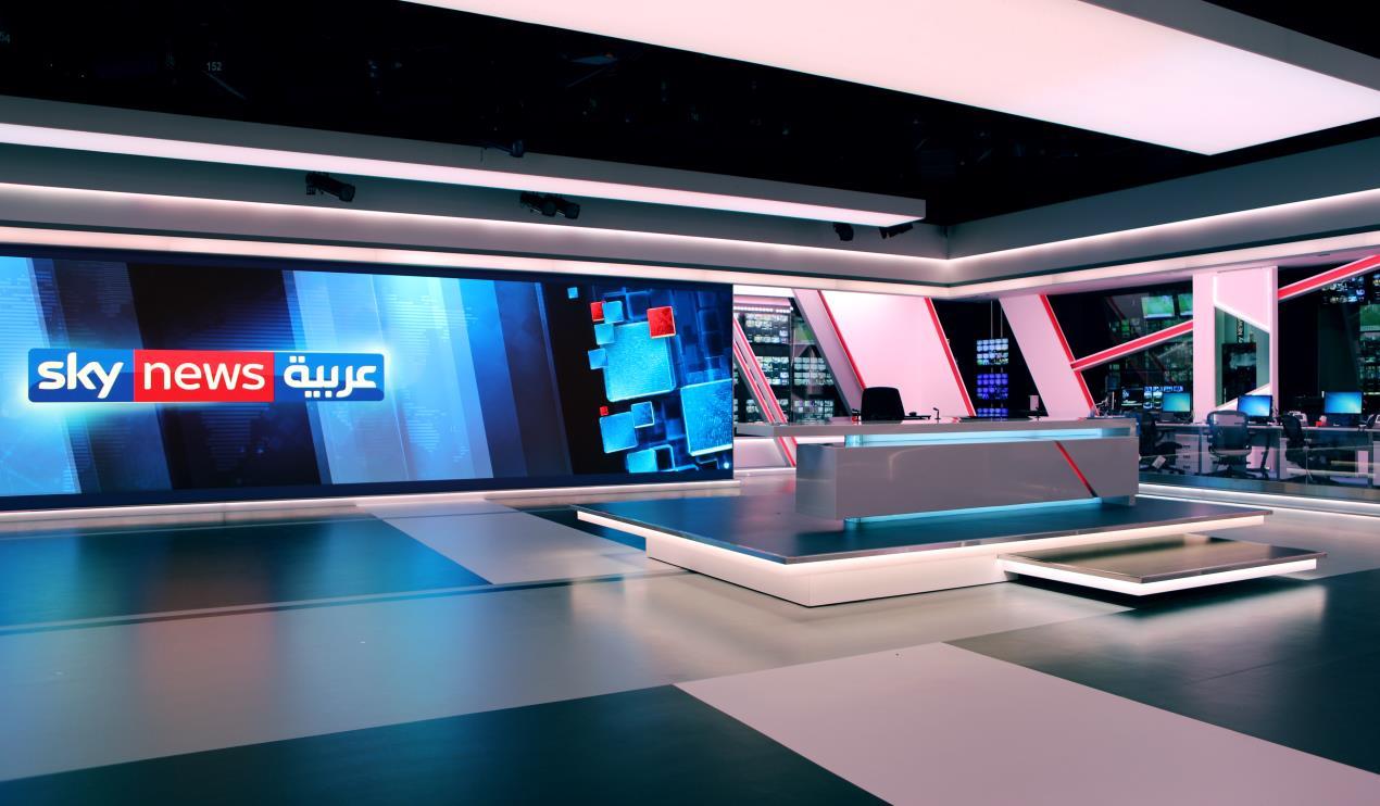 Aspiring media graduates join the eighth edition of Sky News