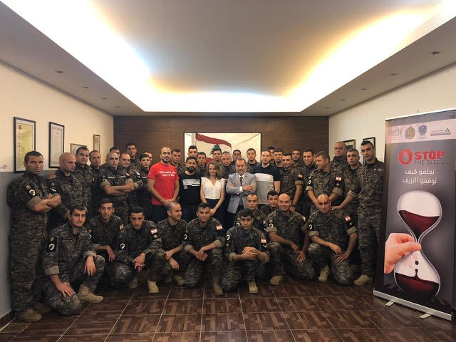 400 Members of the ISF Graduated as Certified Rescuers From